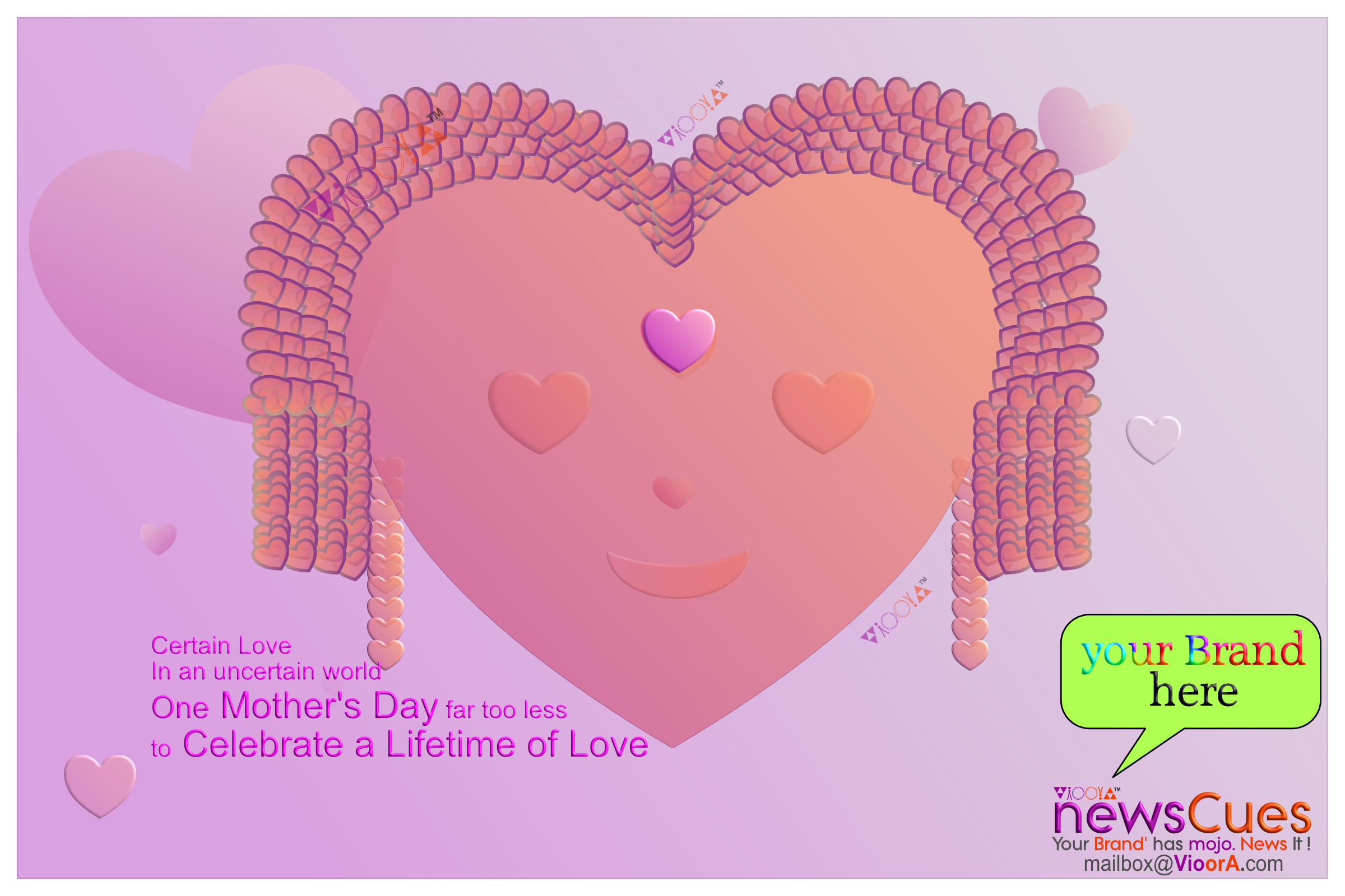 Mother's Day,Mother,Celebrate,Love,VioorA,News,cues,leverage,brand,vehicle,