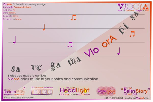 notes,sound,music,vioora,catalyst,communication,messages,sa,re,ga,ma,vio,ora,
